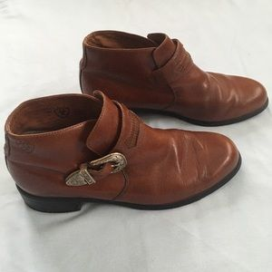 Ariat leather ankle boots, 7.5B